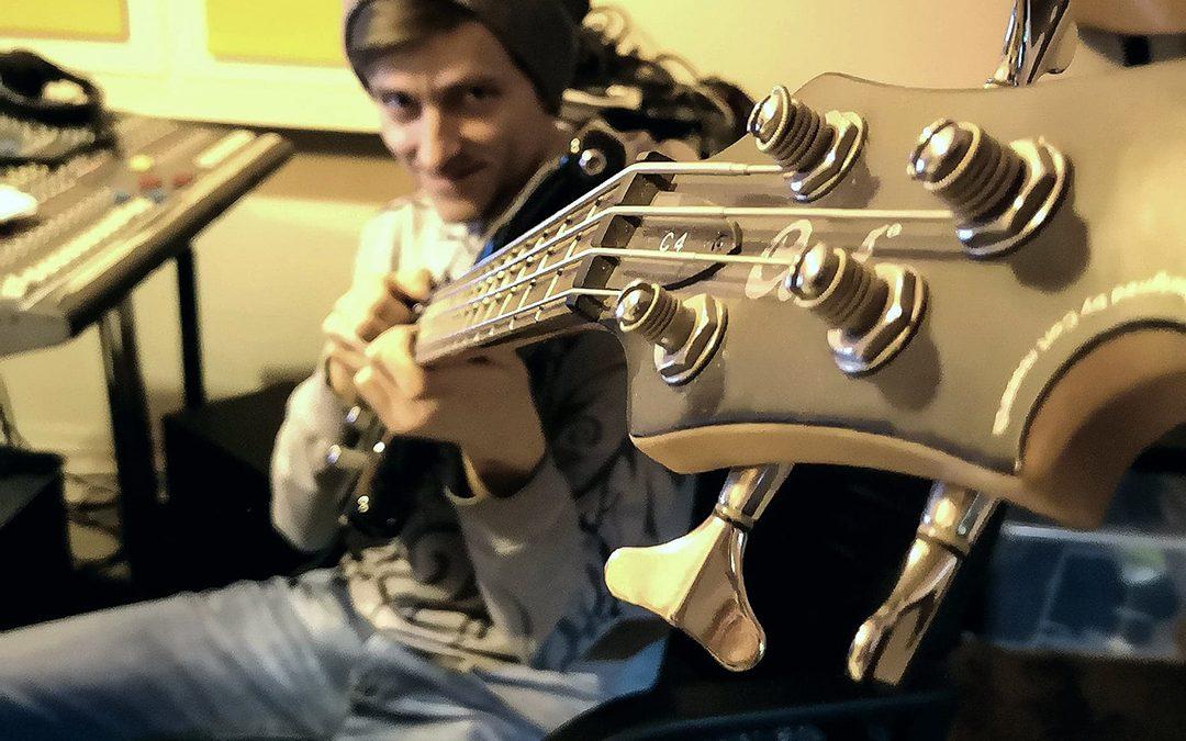 Studio nagrań muzycznych